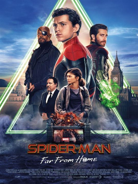 SPIDERMAN : FAR FROM HOME