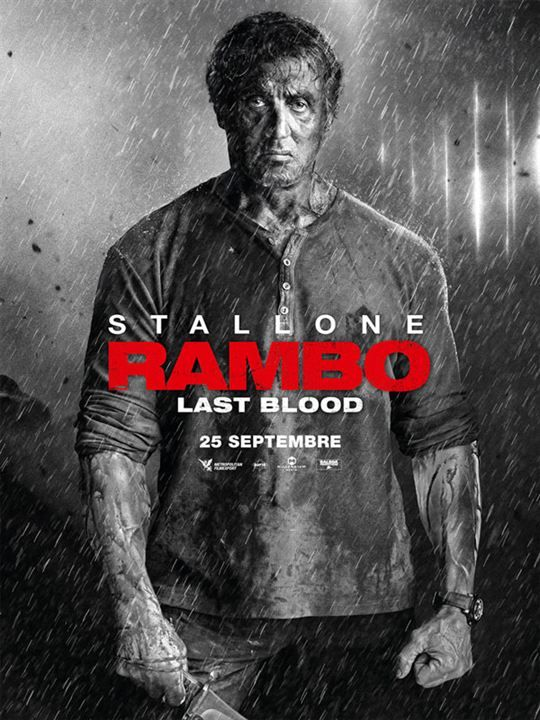 RAMBO V : LAST BLOOD