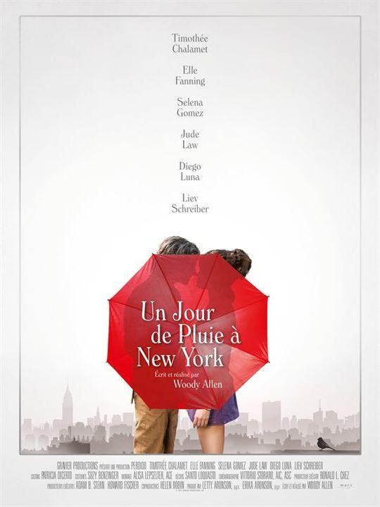 UN JOUR DE PLUIE A NEW YORK
