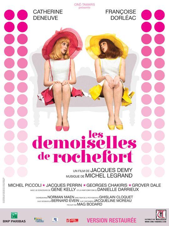 LES DEMOISELLES DE ROCHEFORT (séance gratuite)