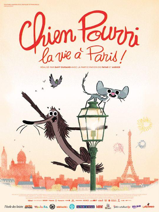 CHIEN POURRI, LA VIE A PARIS!