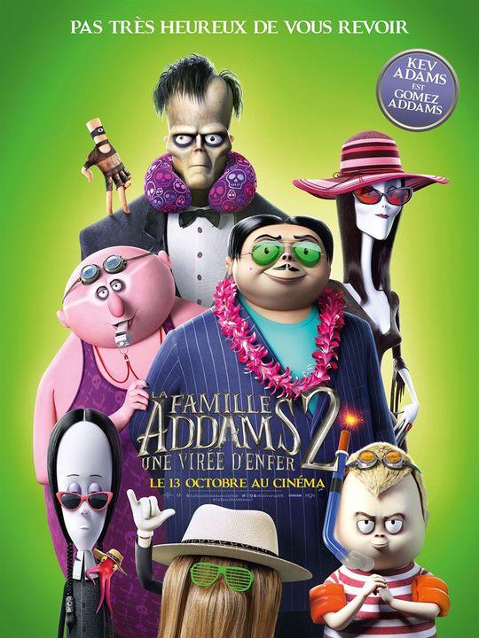 LA FAMILLE ADAMS 2 : UNE VIREE EN ENFER